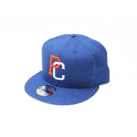 PANCAKE - TEAM LOGO SNAP BACK CAP - ROYAL BLUE