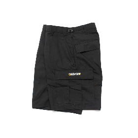 W-BASE OG LOGO BDU SHORTS BLACK