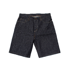 W-BASE DENIM SHORTS L size