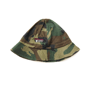W-BASE WMAN BALL HAT WOODLAND CAMO