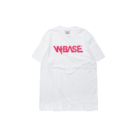 W-BASE OG LOGO TEE WHITE