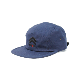 PANCAKE - ICON 5PANNEL CAP - NAVY
