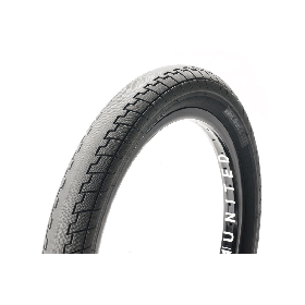 UNITED DIRECT TIRE GREY/BLACK WALL 20x2.4