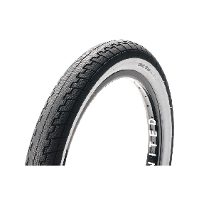 UNITED DIRECT TIRE BLACK/WHITE WALL 20x2.4