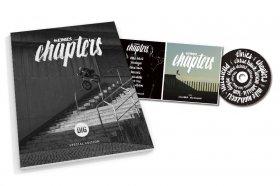 ETNIES CHAPTERS DVD ブックレット付き