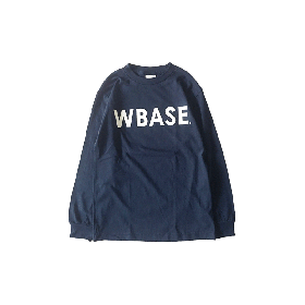 W-BASE WARMY L/S TEE NAVY