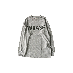 W-BASE WARMY L/S TEE GREY