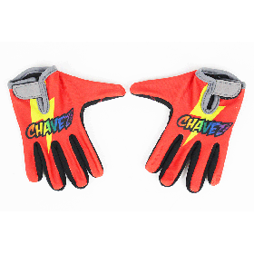 CHAVEZ LIGHTNING GLOVE RED