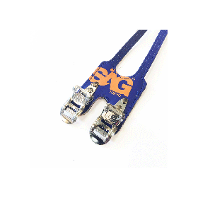 SAGLIFE DOUBLE STRAP BLUE