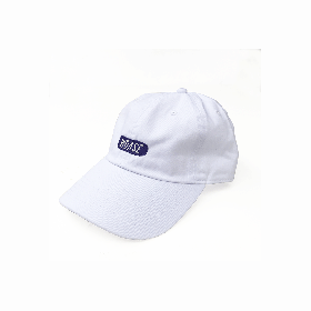 W-BASE TEAM LOGO 6PANNEL CAP WHITE