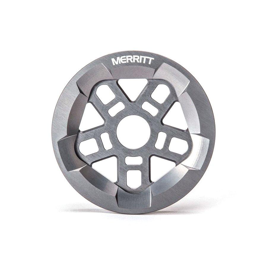 MERRITT - PENTAGURRD SPROCKET - 25T - GUNMETAL GREY