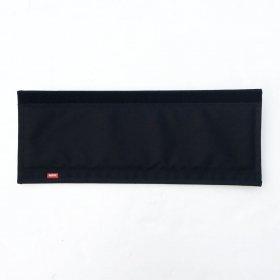 W-BASE x CRANK FRAME PAD BLACK/SILVER