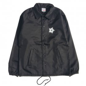 W-BASE DOTS LOGO COACH JKT
