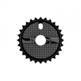 ANIMAL - DEHART SOLID SPROCKET - 25T - BLACK