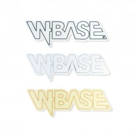 W-BASE - STICKER OG OUTLINE
