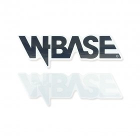 W-BASE - STICKER OG L size
