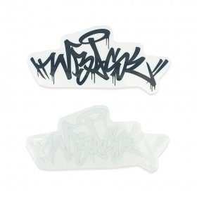 W-BASE - STICKER KAZZROCK TAGGING STYLE
