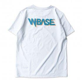 W-BASE x OAKLEY - RSQD VEIL SS TEE.4 - WHITE