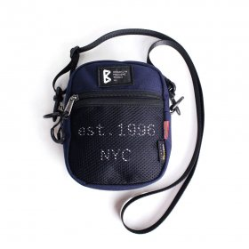 <img class='new_mark_img1' src='https://img.shop-pro.jp/img/new/icons5.gif' style='border:none;display:inline;margin:0px;padding:0px;width:auto;' />BROOKLYN MACHINE WORKS - POUCH - NAVY