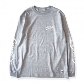 PANCAKE SAMPLING L/S TEE GREY