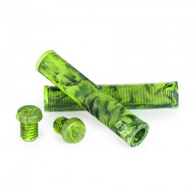 WE THE PEOPLE XL GRIP NEON GREEN/BLACK MARBLE
