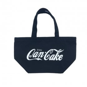 PANCAKE - SAMPLING LOGO LUNCH TOTE BAG - BLACK