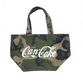 PANCAKE - SAMPLING LOGO LUNCH TOTE BAG - CAMO