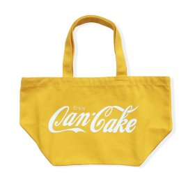 PANCAKE - SAMPLING LOGO LUNCH TOTE BAG - YELLOW
