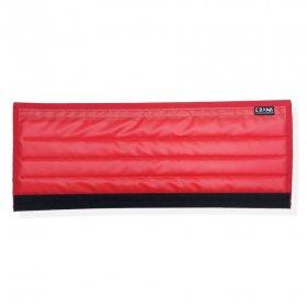 W-BASE x CRANK FRAME PAD RED/BLACK/RED