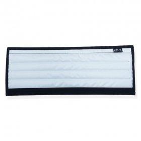 W-BASE x CRANK FRAME PAD WHITE/BLACK/BLACK