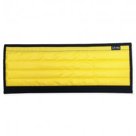 W-BASE x CRANK FRAME PAD YELLOW/BLACK/BLACK