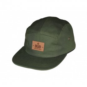 DUB - Anfield 5-Panel Olive