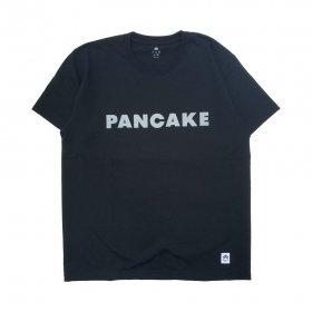 PANCAKE - RACING TEE - BLACK