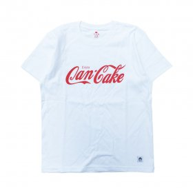 PANCAKE - SAMPLING LOGO TEE - WHITE