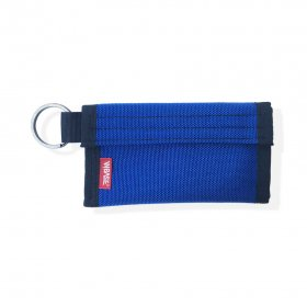 W-BASE x CRANK COIN WALLETS  BLUE/BLACK
