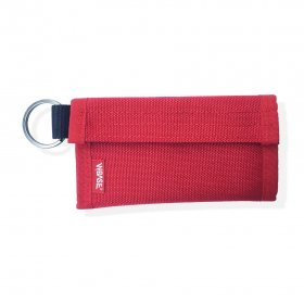 W-BASE x CRANK COIN WALLETS  RED/RED