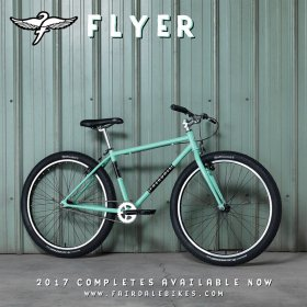 FAIRDALE FLYER M/L SEA GREEN