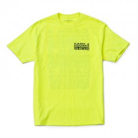 Act Like You Know - Ca$h 4 T-Shirt - NEON