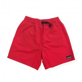 W-BASE EASY SHORTS RED