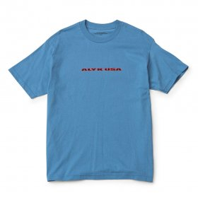ACT LIKE YOU KNOW - USA TEE - STATE BLUE