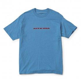 ACT LIKE YOU KNOW - USA TEE - STATE BLUE