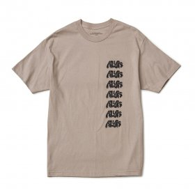 ACT LIKE YOU KNOW - END GAME TEE - BEIGE