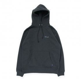 <img class='new_mark_img1' src='https://img.shop-pro.jp/img/new/icons5.gif' style='border:none;display:inline;margin:0px;padding:0px;width:auto;' />PANCAKE - SCRIPT LOGO P.O HOODIE - BLACK