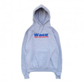 <img class='new_mark_img1' src='https://img.shop-pro.jp/img/new/icons5.gif' style='border:none;display:inline;margin:0px;padding:0px;width:auto;' />W-BASE - CONVOY PULL OVER HOODIE - GREY