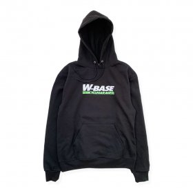 <img class='new_mark_img1' src='https://img.shop-pro.jp/img/new/icons5.gif' style='border:none;display:inline;margin:0px;padding:0px;width:auto;' />W-BASE - CONVOY PULL OVER HOODIE - GBLACK