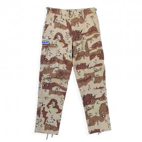 <img class='new_mark_img1' src='https://img.shop-pro.jp/img/new/icons5.gif' style='border:none;display:inline;margin:0px;padding:0px;width:auto;' />W-BASE - COLORED CAMO PANTS - DESERT CAMO