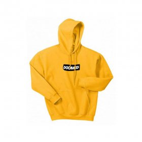 <img class='new_mark_img1' src='//img.shop-pro.jp/img/new/icons5.gif' style='border:none;display:inline;margin:0px;padding:0px;width:auto;' />DOOMED - STICKY HOODIE - YELLOW