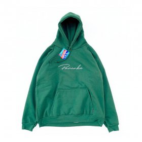 <img class='new_mark_img1' src='https://img.shop-pro.jp/img/new/icons5.gif' style='border:none;display:inline;margin:0px;padding:0px;width:auto;' />PANCAKE - SCRIPT LOGO WAFFLE P.O.HOODIE - GREEN