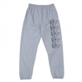 <img class='new_mark_img1' src='//img.shop-pro.jp/img/new/icons5.gif' style='border:none;display:inline;margin:0px;padding:0px;width:auto;' />Act Like You Know Arrow - Sweat Pants - Grey