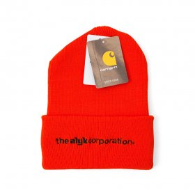Act Like You Know - ALYK. Corp. X Carhartt Beanie - Orange